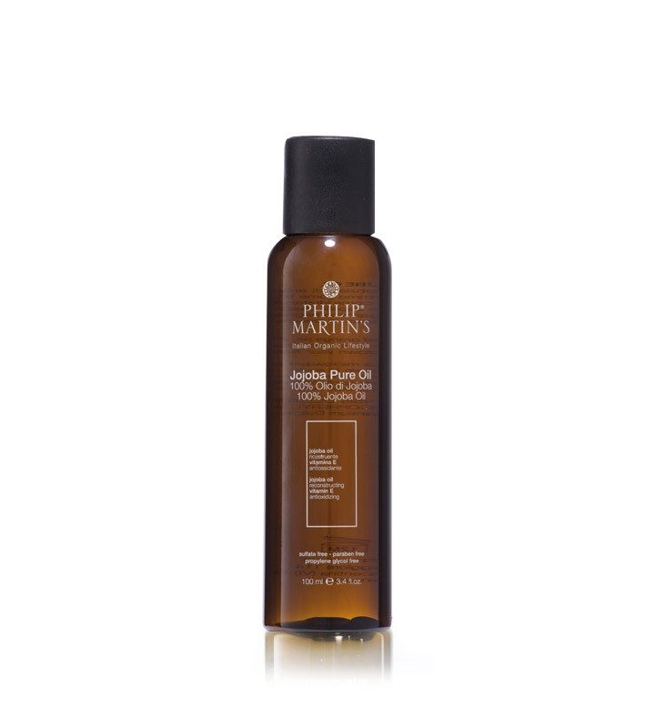 Jojoba Pure Oil simondsijų aliejus 100ml