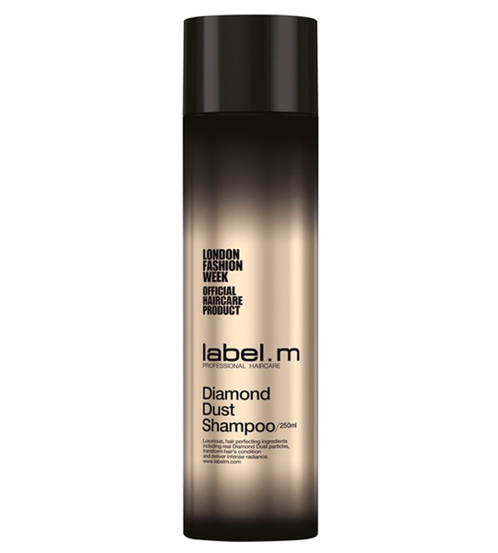 diamond dust shampoo